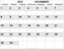 november 2015 calendar printable word calendar picture templates