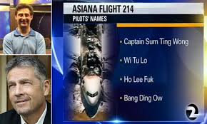Sum Ting Wong Meme - ktvu staff members fired over asiana racist name gaffe including