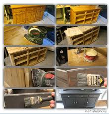 relooker un buffet de cuisine relooker un meuble en pin comment ceruser un meuble en chene 7
