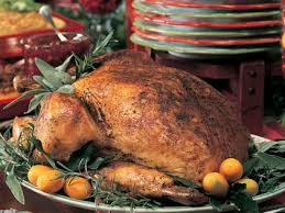 seasoned roast turkey recipe myrecipes
