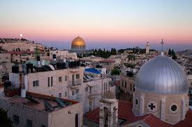 jerusalem offers a travel experience both stylish and spiritual