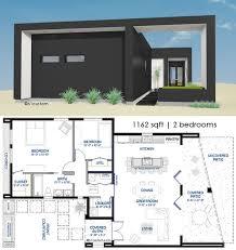 custom modern home plans 4 bedroom modern prairie home plan homepw75737 modern house