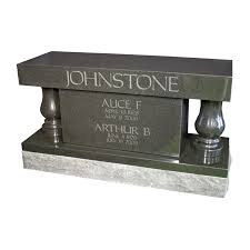 cremation benches cremation bench modlich monument company