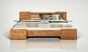 chambre à coucher en chêne massif lit en chêne goya chambre à coucher haut de gamme design et tendance