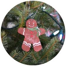 Baby S First Christmas Decoration For Christmas Tree by Baby U0027s First Christmas Craft The Gingerbread Man Ornament