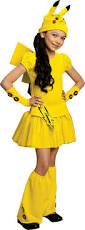 Cute Girls Halloween Costumes 20 Pikachu Costume Ideas Cute Pikachu