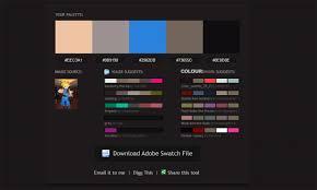 Color Combinations For Website 12 Best Color Scheme Generator Web Apps For Designers Designmodo