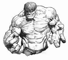 incredible hulk drawings google hulk drawings
