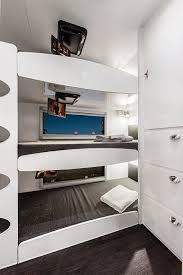 Bunk Beds For Caravans Royal Flair Pd Series 1755 Gold Coast Caravan Sales