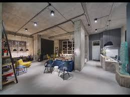 urban modern interior design a modern office space that looks like an urban loft youtube