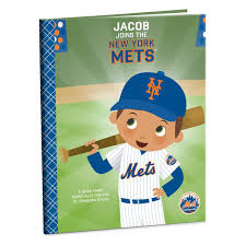 New York Giants Home Decor New York Mets Personalized Book Personalized Books Hallmark