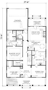 narrow house plan house narrow houses plans