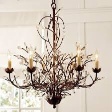 Pottery Barn Celeste Chandelier Camilla Chandelier By Pottery Barn