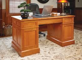 Office Desk Plans Desks Woodsmith Plans