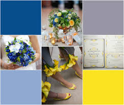 pantone color trends of spring 2016 inspired wedding palettes