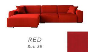 Large Corner Sofa Lux Large Modern Corner Sofa Top Range Fabrics Funique Co Uk