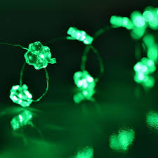 Battery Operated Umbrella String Lights by Shamrock Led Micro String Lights Battery Operated
