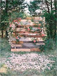 Wedding Backdrop Rustic Rustic Outdoor Wedding Ceremony Decorations Rustic Outdoor