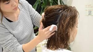 japanese hair in japanese hair salon