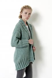Drape Cardigan Pattern Drape Front Cardigan Free Knit Pattern Knitting Bee