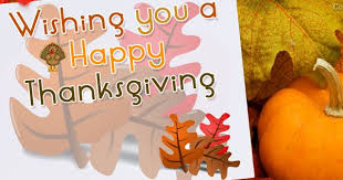 wishing you a happy thanksgiving cover coverlayout