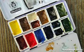 perfecting the watercolor palette u2014 scratchmade journal