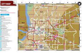 Washington Zoo Map by Memphis Maps Tennessee U S Maps Of Memphis