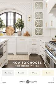 how to the right white for kitchen cabinets how to choose the right white paint for walls cabinets and