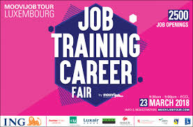 unicareers lu the unique recruitment fair of the of moovijob tour luxembourg the fair of the grand duchy of