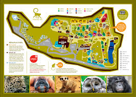 Zoo Map Zoo Map 2013 Maps Pinterest Zoos