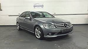mercedes c220 cdi amg sport mercedes c220 cdi amg sport for sale 2008 on car and