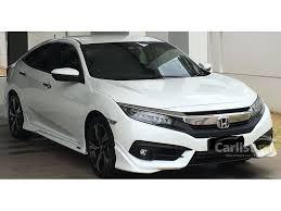 honda civic 2016 tc vtec 1 5 in johor automatic sedan white for rm