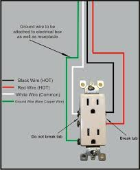 outlet electrical wiring enter image description here electrical