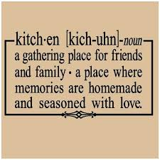 Love And Family Quotes by Happy Kitchen Happy Home Inspiring Quotes About Kitchens Big