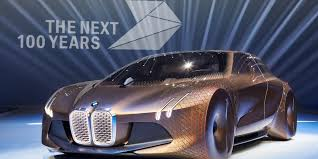 can you get a new car with no credit bmw vision next 100 wheel movement business insider