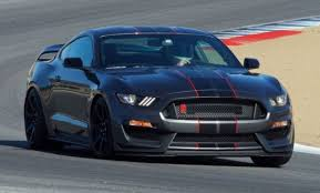 New Black Mustang 2018 Black Mustang 350 Concept Car New Concept