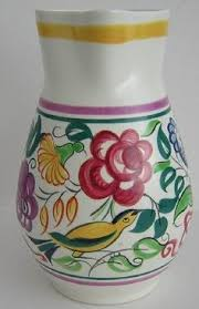 Poole Pottery Vase Patterns Poole Pottery Vase 1920s 30s 14 U0027 U0027 Pottery Vase 1920s And Art Deco