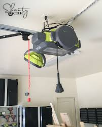 ryobi fan and battery ryobi garage door opener giveaway shanty 2 chic