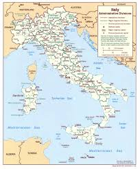 Modena Italy Map by Italy