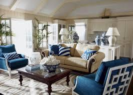 blue living room furniture of coastal living room ethan allen