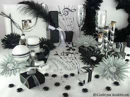 decoration mariage noir et blanc décoration mariage gris blanc noir meilleure source d
