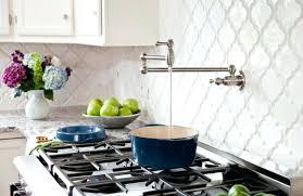 led backsplash cost led kitchen backsplash kitchen with white cabinets 2 stools and led