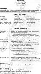 Resume Examples For Medical Office by A Well Written Resume Example That Will Help You To Convey Your