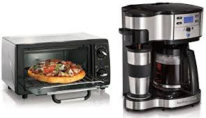 Special fers Hamilton Beach 6 Slice Toaster Oven & 12 Cup