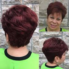 90 most classy and easy short hairstyles for women over 50
