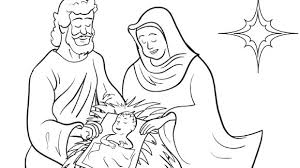 coloring page angel visits joseph coloring sheet mary talks to joseph gulfmik 3a21ad630c44