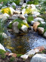 Backyard Pond Ideas With Waterfall 30 Small Yet Adorable Backyard Pond Ideas For Your Garden