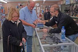 home depot gun safes on black friday johnson city press gun stores report higher sales than past