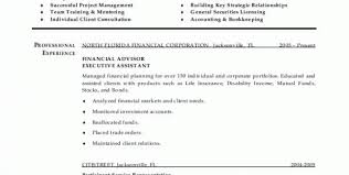Financial Advisor Resume Sample by 15 Useful Materials For Edward Jones Financial Advisor Financial