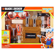Jr Weight Bench Set Black Decker Junior Tool Belt Set Target